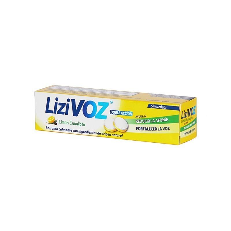 Lizivoz Pastillas Para C18 Pastillas Limon Y Euc